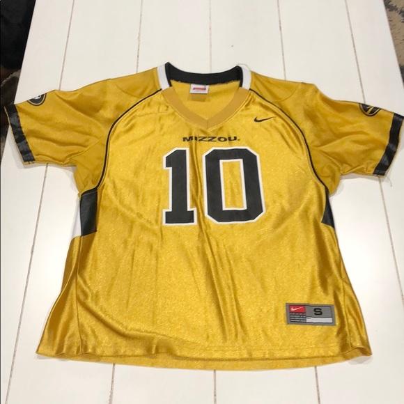 nike womens football jersey sizing